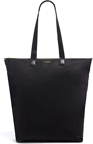 TUMI – Voyageur Just In Case N S Tote Bag – Lightweight Packable Foldable Travel Bag for Women – Black