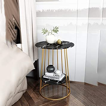 Surprising Amazon Com Artificial Marble Coffee Table Sofa Bed Side Unemploymentrelief Wooden Chair Designs For Living Room Unemploymentrelieforg