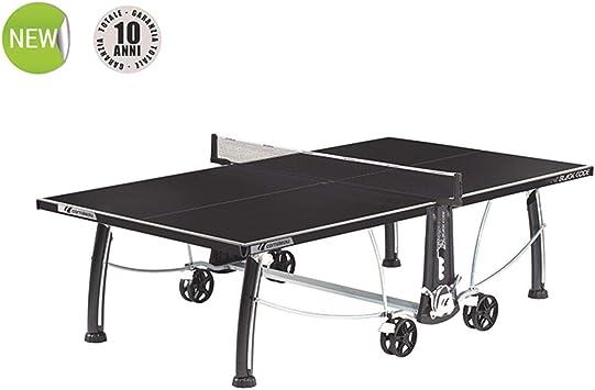 Cornilleau Mesa Ping Pong Black Code Outdoor: Amazon.es: Deportes ...