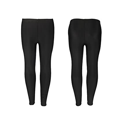 226b14cd3a Image Unavailable. Image not available for. Color: Women's High Waist Yoga  Pants Workout Running Legging Black gloss plus velvet