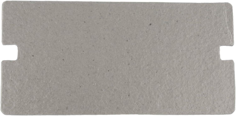 Ymhan® DE71-00159A Cubierta DE MICROONDABLE Mica Stray FIT para Samsung Model Serie (5 Piezas) - 11.5 □ 5.6cm