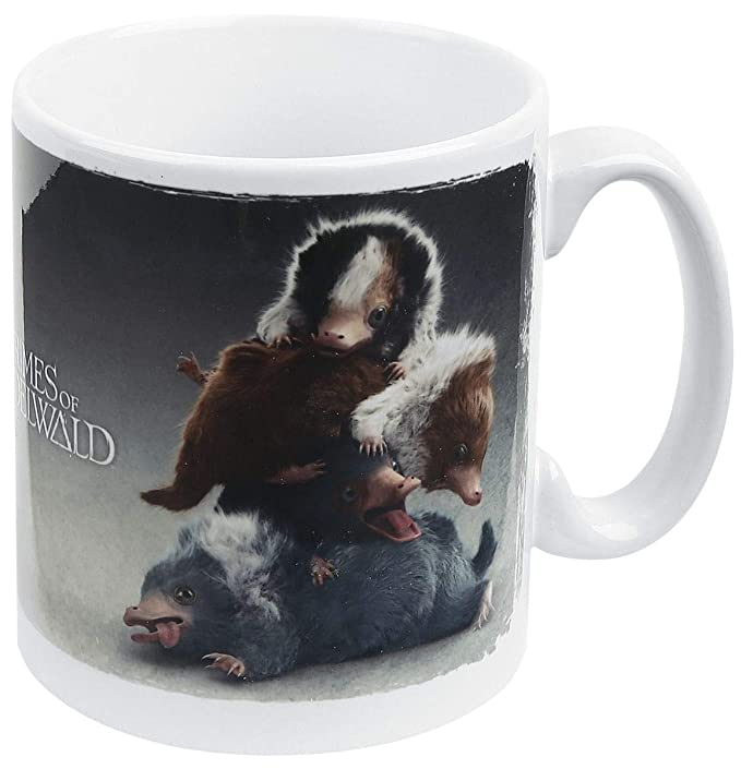 Fantastic Beasts z890635 2 Taza 4 nifflers: Amazon.es ...