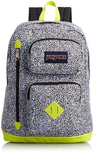 JanSport Austin Backpack Black Ziggy product image