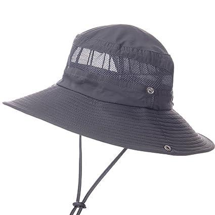 Gorras De Mediana Edad Y Ancianos Cascos De Pesca Sombrero Padre Verano Al Aire Libre Anciano