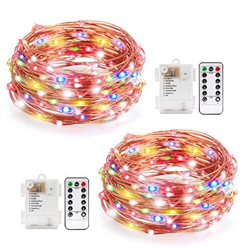 Colored Led Light Strings