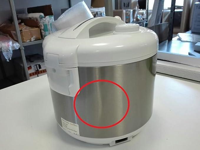 Top SHOP Coci Facil 9 en 1 robot de cocina Potencia 700 W cocción ...