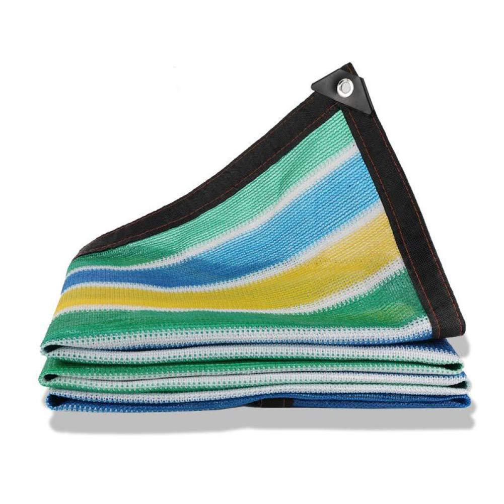 AOHMG 70% ombreggiante Panno ombreggiante, UV Resistant Rete ombreggiante Ombra a Rete, per Copertura per Copertura per tettoia,9.9x33ft 3x10m
