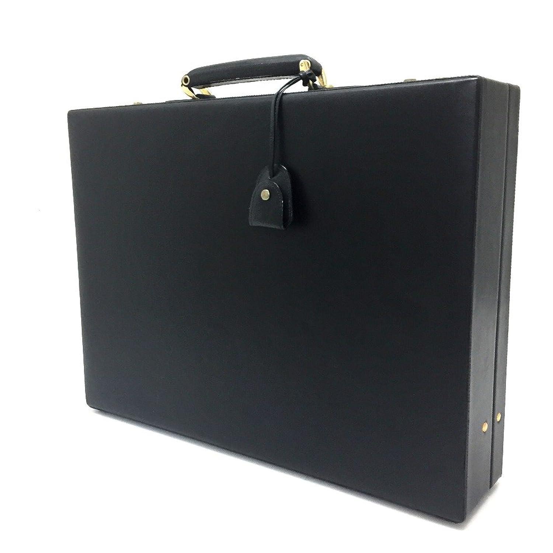 7d7cb37a38a0 (グッチ) GUCCI アタッシュケース ハンドバッグ ビジネスバッグ レザー メンズ 中古 B07DW7JNWQ