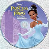 The Princess and the Frog: Tiana and her Princess Friends by Disney (2009-11-23)