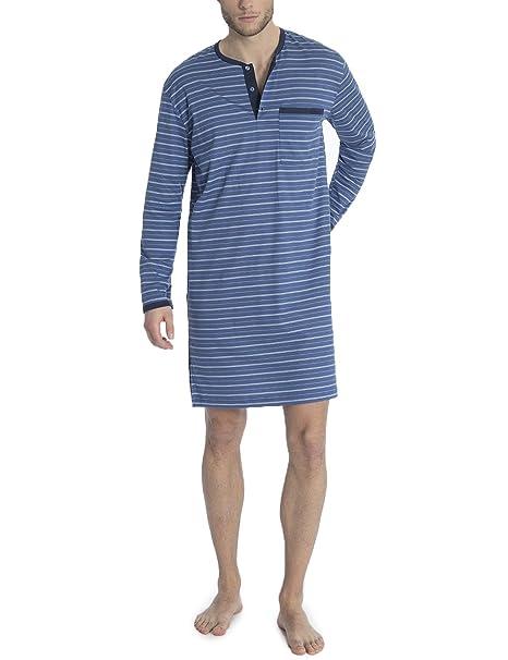 Calida Ferris, Pijama de Una Pieza para Hombre: Amazon.es: Ropa y accesorios