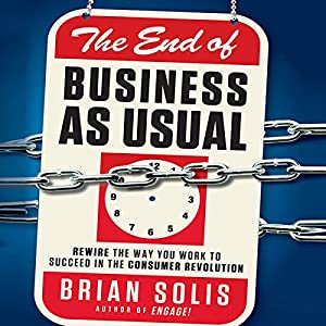 The End of Business as Usual Hörbuch