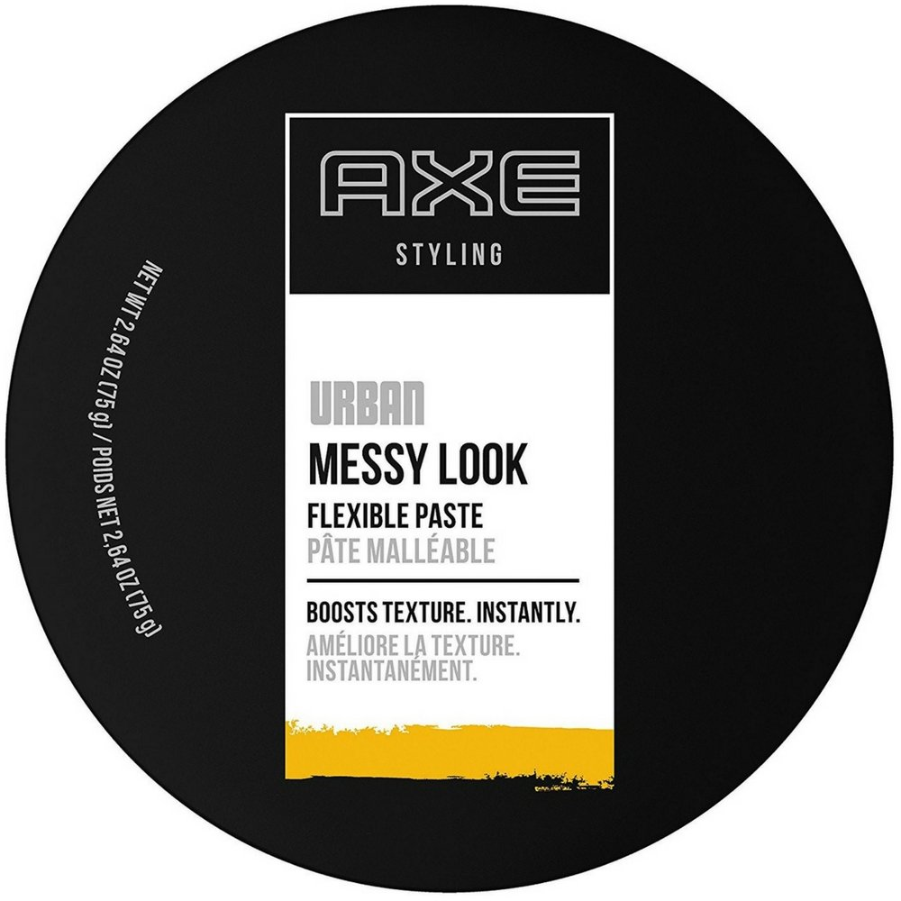 AXE Messy Look Hair Paste Flexible 2.64 oz (Pack of 7) by AXE