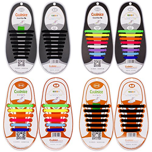Silicone Shoelace SENHAI Wash free Multicolor product image