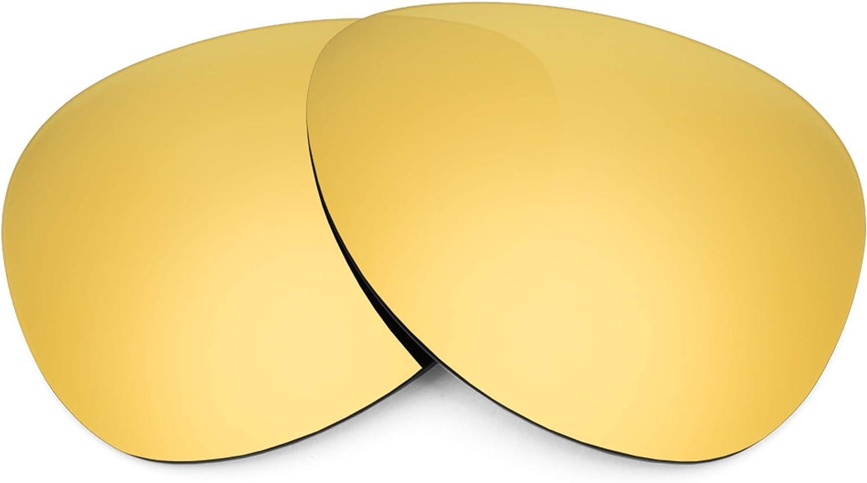 Revant Verres de Rechange pour Ray-Ban RB8301 59mm - Compatibles avec les Lunettes de Soleil Ray-Ban RB8301 59mm Or Mirrorshield - Polarisés