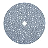 Norton ProSand MULTI-AIR 5'' Multi-Hole Pattern Hook & Sand Disc, 80 grit, 50 pack
