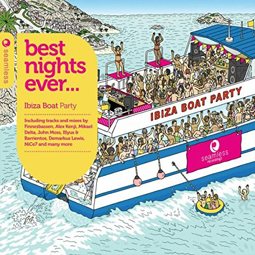 Piggy Bank Parties (BEST NIGHTS EVER - IBIZA BOAT)
