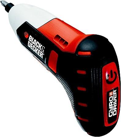 Noir And Decker Électrique Tournevis Sans Fil Outil électrique Batterie Chargeur Best