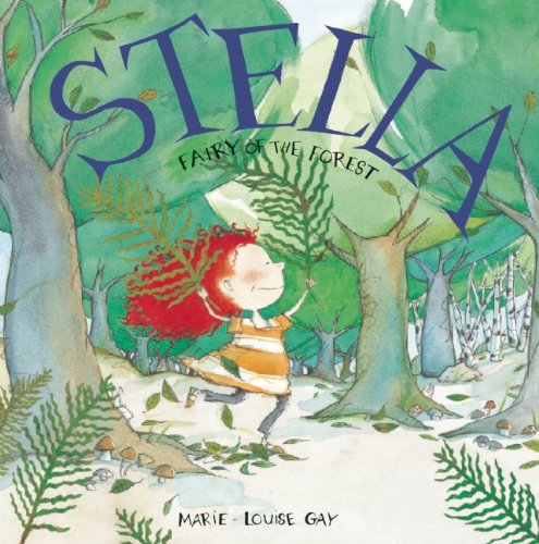 Stella, Fairy of the Forest (Stella and Sam) (Forest Fairy)