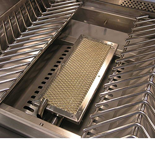 Cal Flame BBQ07890P Grill Sear Zone Burner 15,000 Btu, ONE Size FITS, Stainless Steel