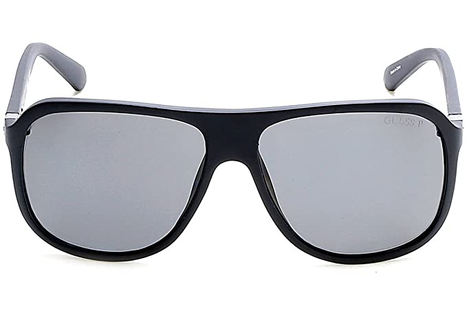 Gafas de sol polarizadas Guess GU6876 C59 02D (matte black / smoke polarized)