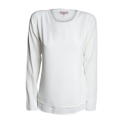 Camisas Corte Lieblingsstück Redondo Cuello Imperio Básico FRvWg