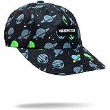 Vibedration Adjustable Dad Hat Baseball Cap for Men, Women with Cool, Funny Designs
