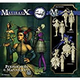 Malifaux Arcanists: Performers & Mannequins by Malifaux
