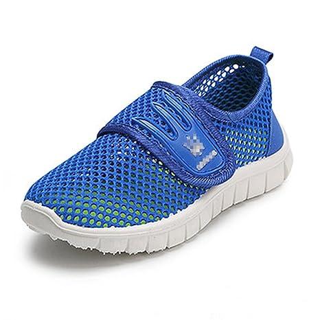 grossiste d4bf9 2f7a3 Chaussures pour Enfants pour Garçons Filles Casual Mesh Shoes Summer  Toddler Enfants Sneaker Sandales Piscine Plage Chaussures Maille des  Enfants ...