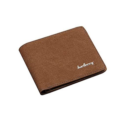 Ulisc Real Leather Men Wallet Genuine Leather Wallets Office Male Business Man Purse Luxury Wallet: Amazon.es: Zapatos y complementos