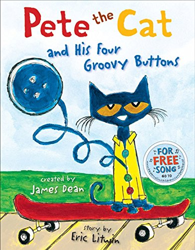 Pete the Cat and His Four Groovy -