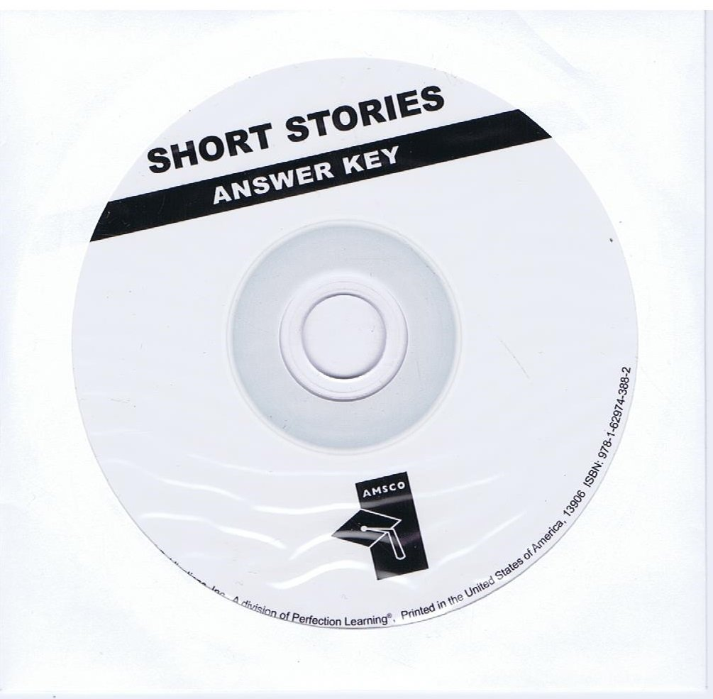 Short Stories Answer Key CD: 9781629743882: Amazon com: Books