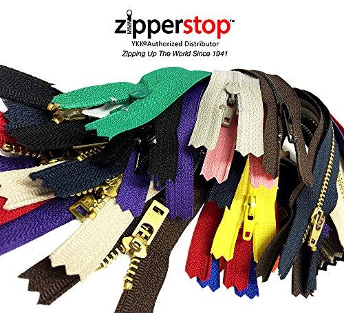 Zippers Nylon Pants - 6