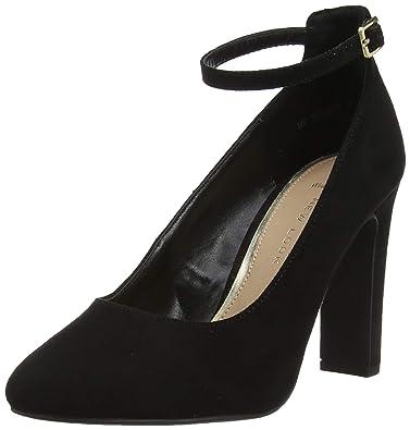8ea4b663bc New Look Women's 5888295 Closed Toe Heels: Amazon.co.uk: Shoes & Bags