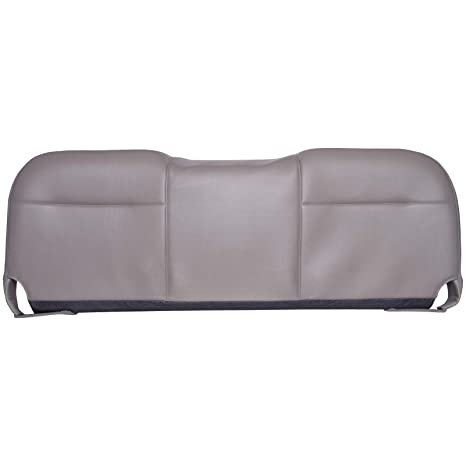 Tremendous The Seat Shop Bench Bottom Replacement Vinyl Seat Cover Medium Dark Stone Gray Compatible With 2008 Ford F250 F350 F450 And F550 Super Duty Xl Pabps2019 Chair Design Images Pabps2019Com
