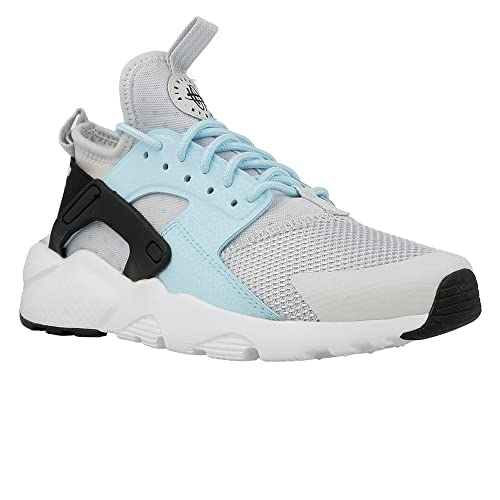 Zapatillas Nike - Air Huarache Run Ultra (GS) plateado/azul/negro talla: 38,5: Amazon.es: Zapatos y complementos