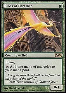 Birds of Paradise Magic the Gathering Ravnica