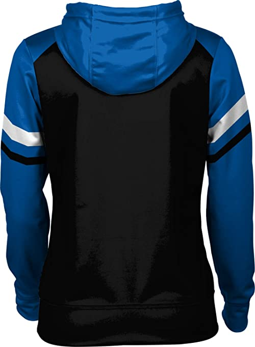 School Spirit Sweatshirt ProSphere Saint Louis University Basketball Womens Pullover Hoodie Old School