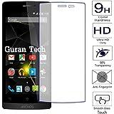 Guran® Glass Protector pour Archos 50 diamond Smartphone Screen Verre Trempé Protecteur d'écran Résistant aux éraflures