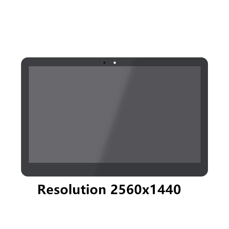 FTDLCD® 13.3 LCD Pantanlla Pantanlla + Vidrio Frontal Repuesto de Ordenador Portátil N133HSE-EB3 para HP Spectre 13-3000 Series (Resolution 1920x1080): ...