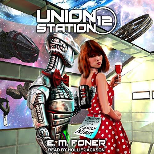 Family Night on Union Station: EarthCent Ambassador Series, Book 12