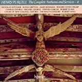Purcell: Complete Anthems and Services, Vol 4 /The King's Consort · King