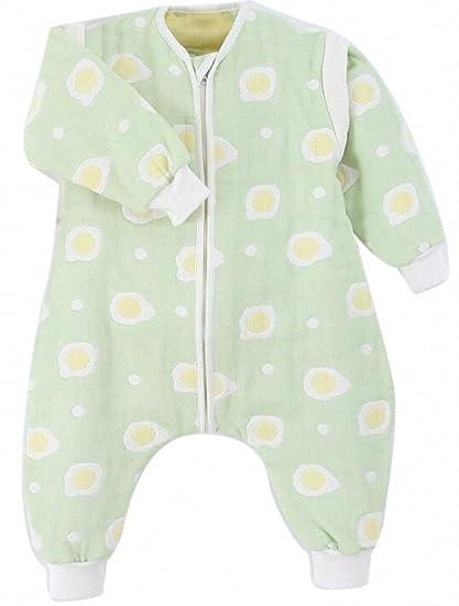 Saco de dormir para bebé manga larga – Garcon – niña pijama niño todas las estaciones