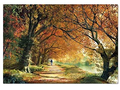2000 Piece Puzzle - Forever Autumn by Educa