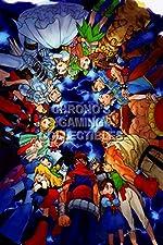 "PremiumPrintsG - Marvel Vs Capcom 2 New Age of Heroes PS1 PS2 Sega Saturn - XEXT856 Premium Decal 11"" x 17"" (28 cm x 43 cm)"