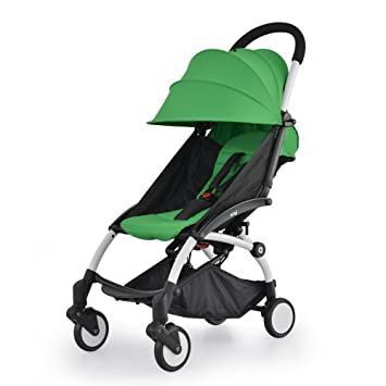 Amazon.com : AiQi Easy Travel Baby Stroller, Lightweight Foldable ...