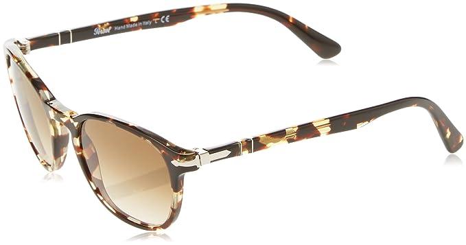 Amazon.com: anteojos de sol Persol PO 3148 S 904051 Tabacco ...