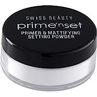 Swiss Beauty Beauty Primer and Mattifying Setting Powder
