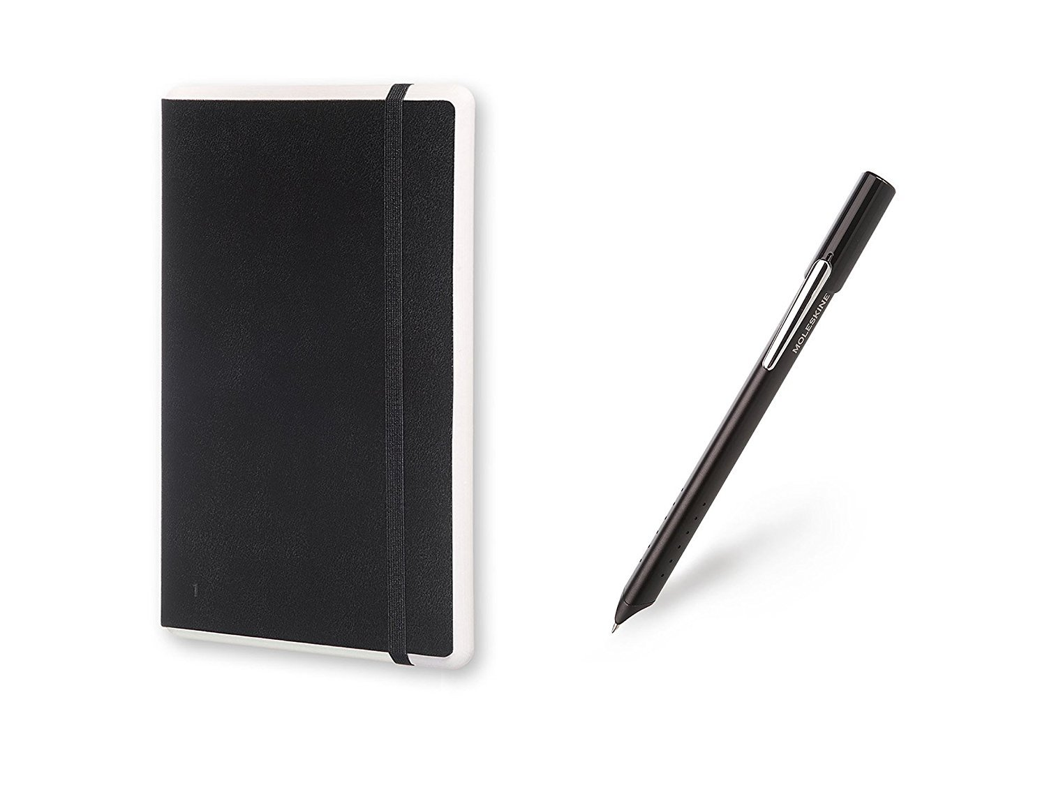 Moleskine smart writing set notebook with smart pen (PTSETA)