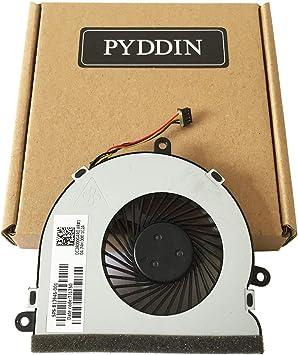 New Laptop CPU Cooling Fan compatible HP Pavilion 15-AF 15-AC HP 250-G4 255-G4 813946-001