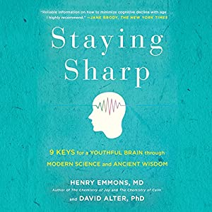 Staying Sharp Audiobook